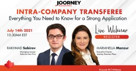 Intra-company Transferee: Everything You Need To Know For A Strong Application